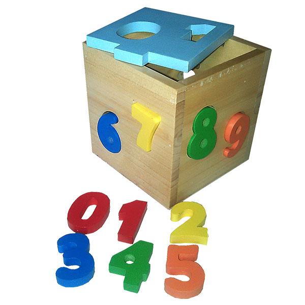 kotak angka - Kotak Angka Klasik