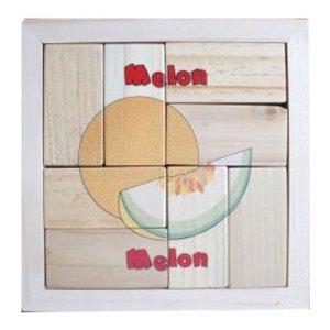 puzzle melon balok - Puzzle Melon - Balok