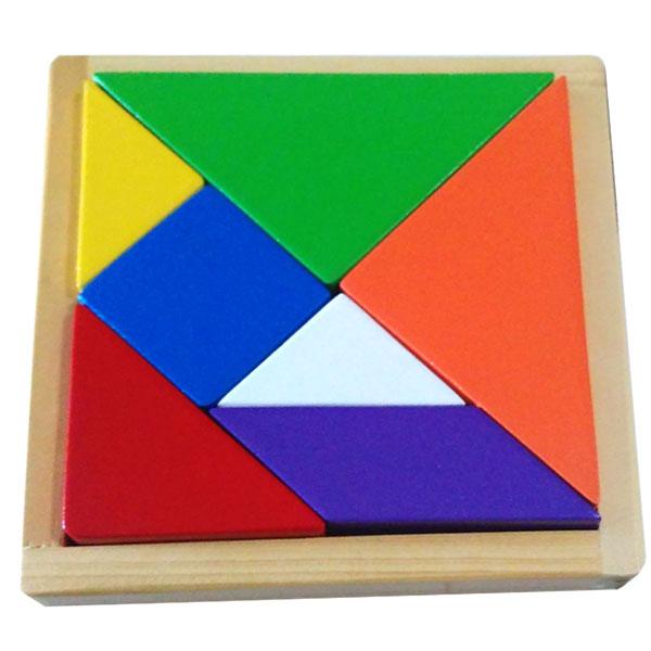 Tangram Game - Permainan Tangram