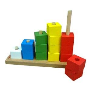 abacus tangga - Cara Asik Mengajar Anak Mengenal Warna