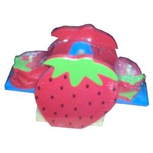 timbangan strawberry - Plakat Kayu Hadiah Wisuda Siswa SPS Kenanga Tangerang