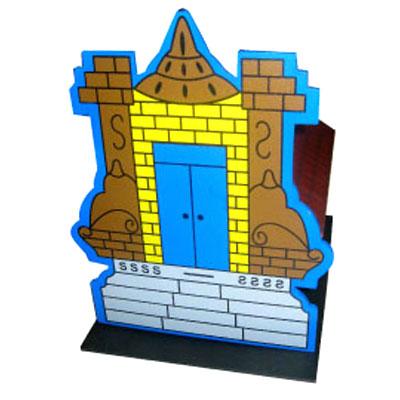 maket vihara - Maket Rumah Ibadah Set
