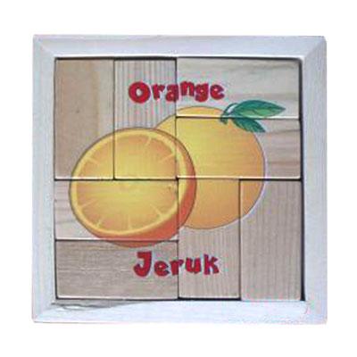 Puzzle Jeruk - Puzzle Jeruk - Balok