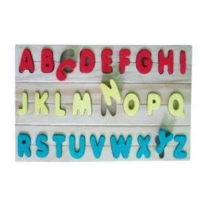 abjad huruf besar - Mainan Anak Puzzle Pilihan Diskon 50% Free Ongkir