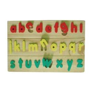 puzzle kayu huruf kecil - Mainan Anak Puzzle Pilihan Diskon 50% Free Ongkir