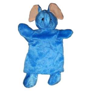 Boneka Tangan Gajah - Boneka Tangan Gajah
