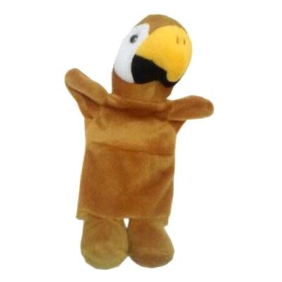 boneka tangan burung beo - Boneka Tangan Burung Beo