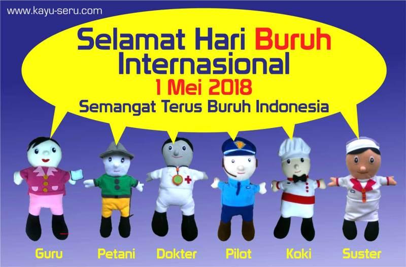 hari buruh - Belanja Online Gratis Pulsa Untuk Buruh Indonesia