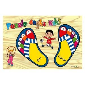 puzzle kaki angka - Puzzle Kaki Angka