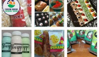 umkm cibinong - Forum UMKM Cibinong, Hasilkan Produk Unggulan