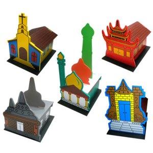 maket rumah ibadah set - Belajar Promosi Online Untuk Mengenalkan Website - Memulai Bisnis (4)