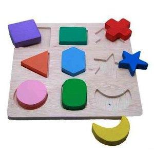 puzzle 9 bentuk - Puzzle 9 Bentuk