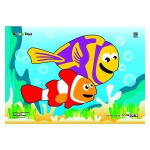 Puzzle Nemo - Mainan Anak Puzzle Pilihan Diskon 50% Free Ongkir