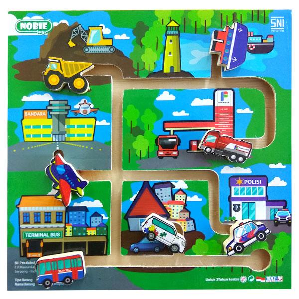 new maze transportasi - Maze Gambar Transportasi