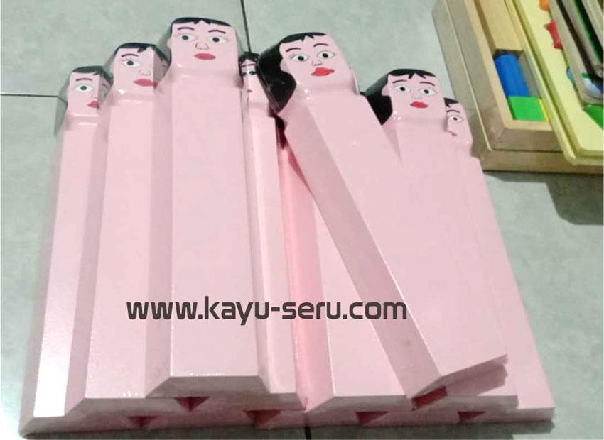boneka tari bondan - Membuat Boneka Tari Bondan Payung - Pesanan Custom