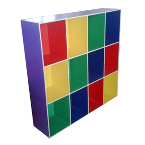 locker kayu 3x4 - Locker Kayu 3x4