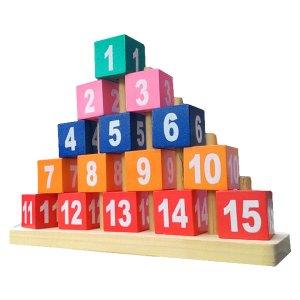 piramida angka - Piramida Angka