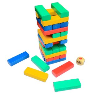 tumbling tower warna - Tumbling Tower Warna