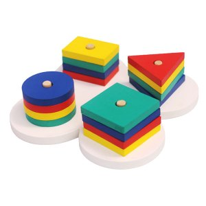 Geometri Putar Bentuk Bunga - Geometri Putar Empat