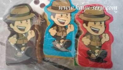 koboy kayu - Membuat Miniatur Koboi Kayu Pinus Mainan Untuk Souvenir