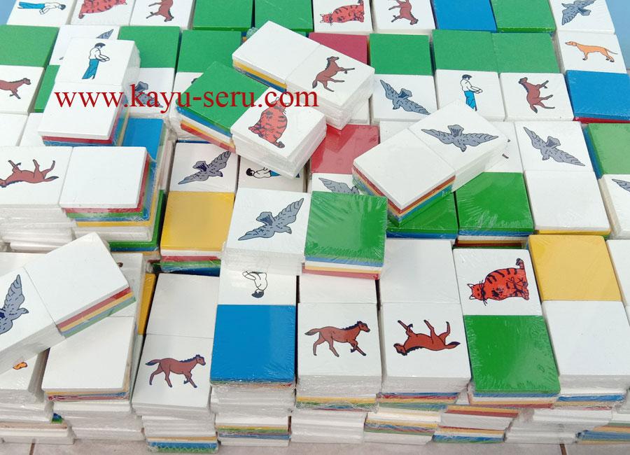 kartu kayu gambar - Membuat Kartu Kayu Gambar dan Warna
