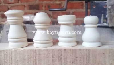 membuat catur kayu - Membuat Catur Kecil Dari Kayu Kisampang (Custom Order)