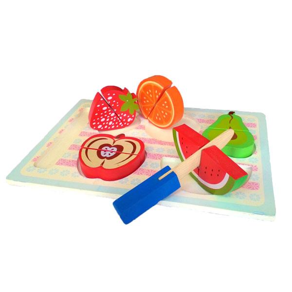 puzzle buah potong - Puzzle Buah Potong