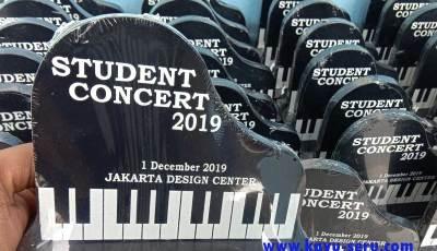 trofi musik - Trofi Musik Untuk Acara Konser Sekolah Musik