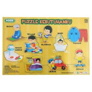 Puzzle Kebutuhanku - Puzzle Kebutuhanku