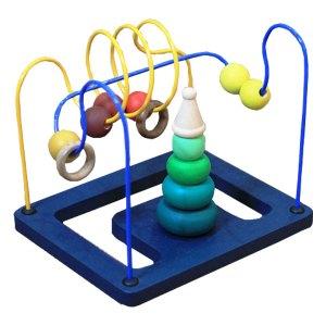 Wiregame Badut - Manfaat Mainan Wiregame | Mainan Pertamaku