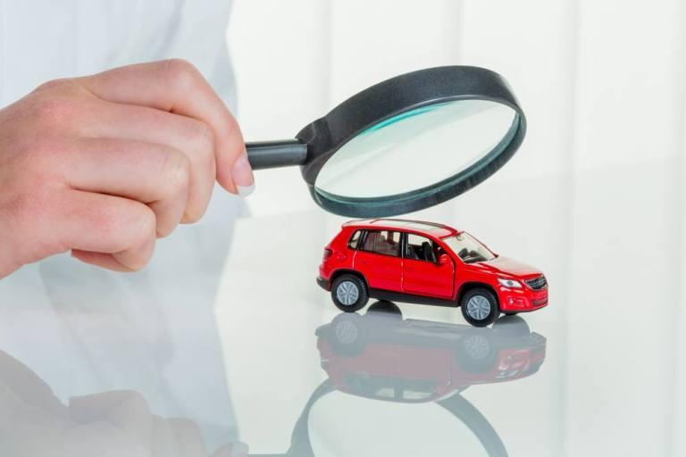 análisis auto para pago deducible