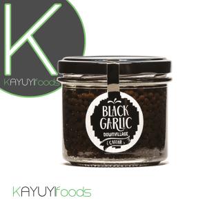Black Garlic Caviar