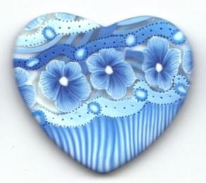 blue heart pendant 3