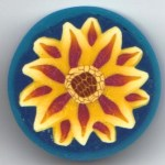 flower bead - second attempt