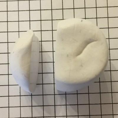 Polymer Clay Alphabet Cane Tutorial: Letter E