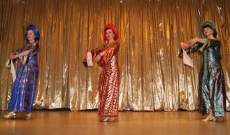 Russischer Tanz - Moskauer Nächte