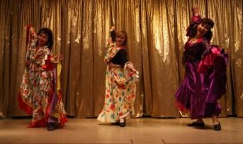 Russischer Zigeunertanz