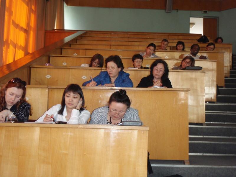Kazakh teachers II