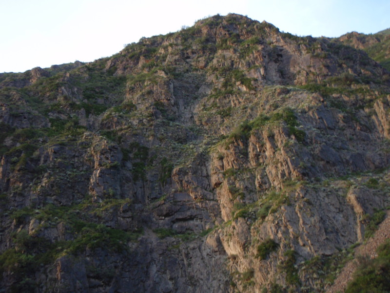 monolithic rock