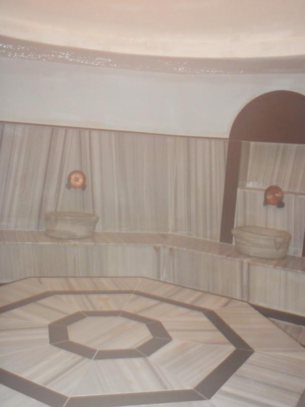 Turkish sauna