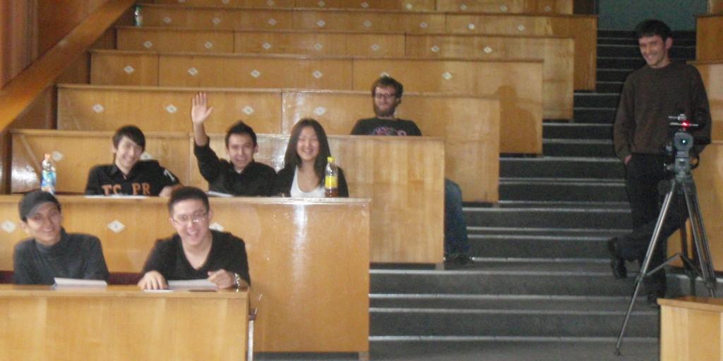 ELN students