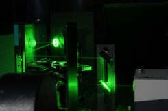 Lasers in the QM Lab