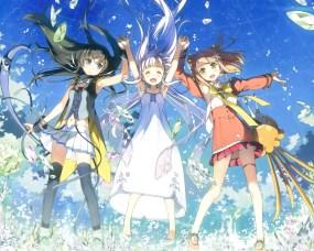 konachan-com-200901-dress-garasu_no_hana_to_kowasu_sekai-kantoku-rimo_garasu_no_hana_to_kowasu_sekai-skirt-sky-summer_dress-thighhighs