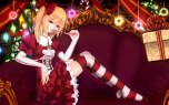 yande-re-342027-bakanoe-christmas-dress-flandre_scarlet-thighhighs-touhou-wings