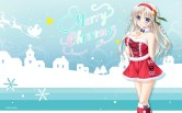 yande-re-378659-aoi_suu-christmas-cleavage-dress-floral_flowlove-saga_planets-tagme-wallpaper