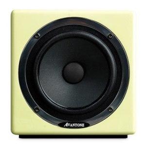 Avantone Active MixCubes Reference Monitors Butter Cream, Single