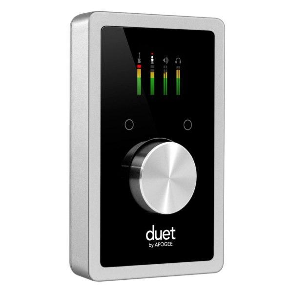 Apogee Duet iOS Audio Interface for iPad and Mac