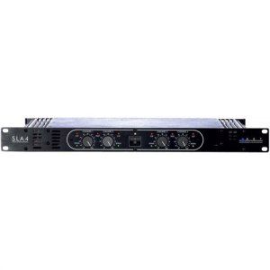 Art SLA-4 4 x 140W Studio Power Amplifier