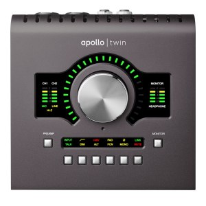 Apollo Twin DUO MkII Thunderbolt Audio Interface