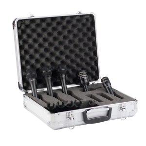 Audix DP5A Pro Microphone Set